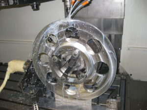 4-Axis Machining