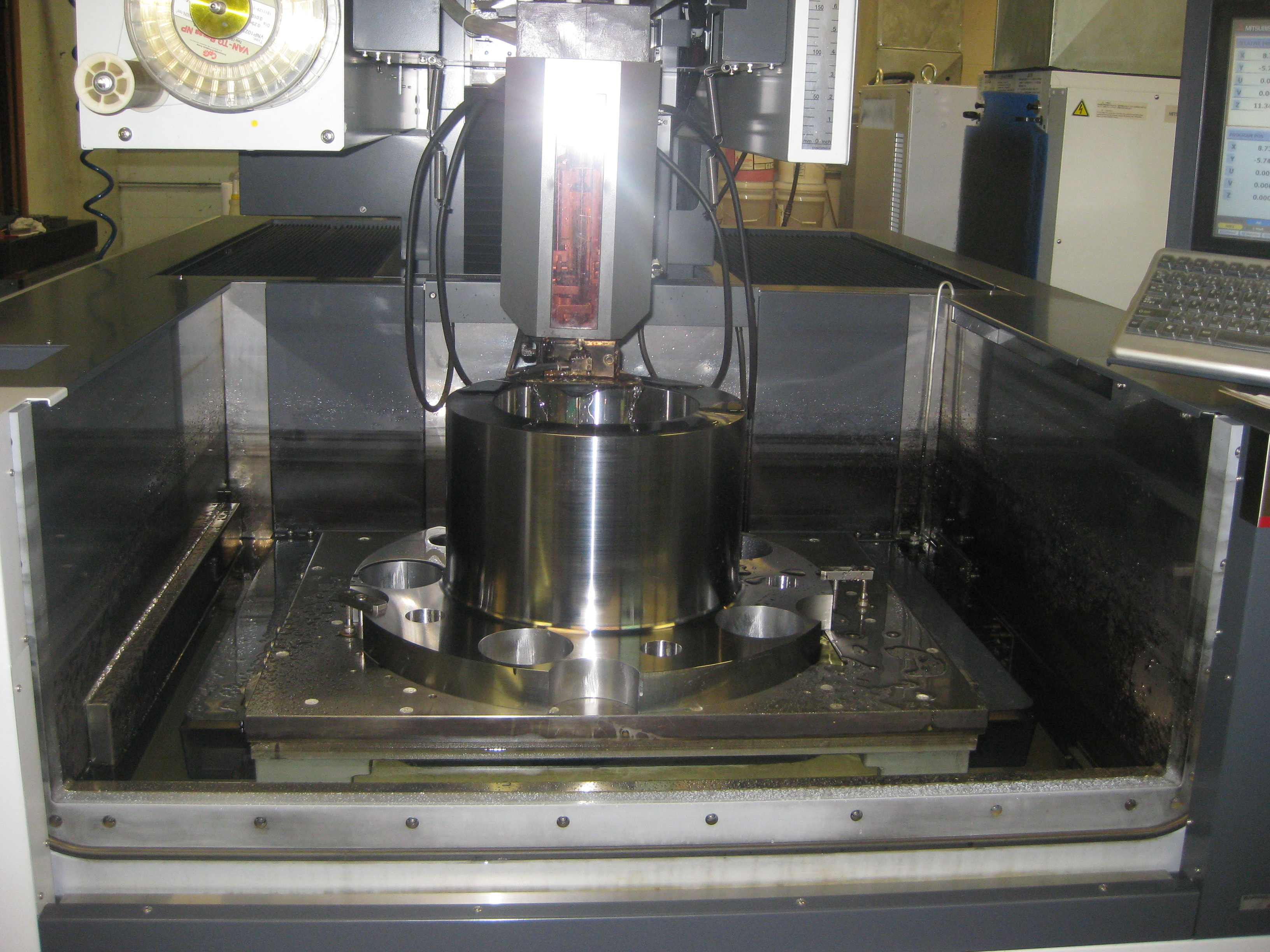 Wire EDM - Midway Tooling Technologies, Inc.