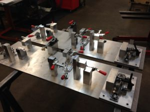 Weld Fixtures, Assembly Fixtures, Part Nesting Fixtures